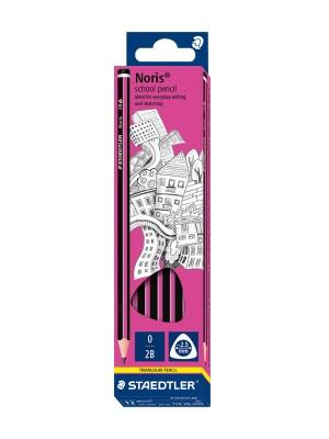مداد سه گوش نوریس استدلر 12 تایی