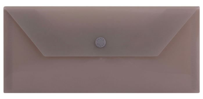 پاکت نامه دکمه دار شفاف 104 پاپکو