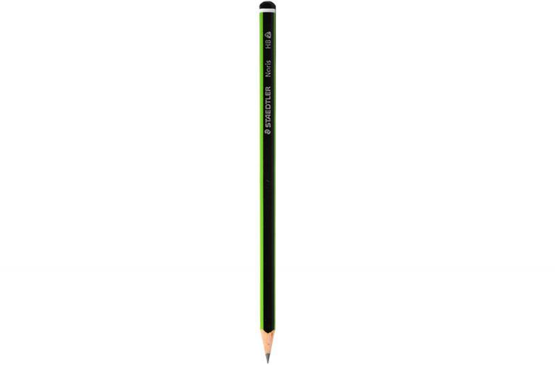 مداد سه گوش نوریس استدلر بدنه سبز